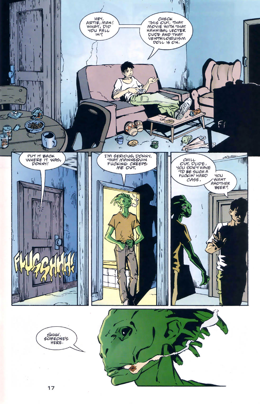 Read online Midnight, Mass comic -  Issue #2 - 18
