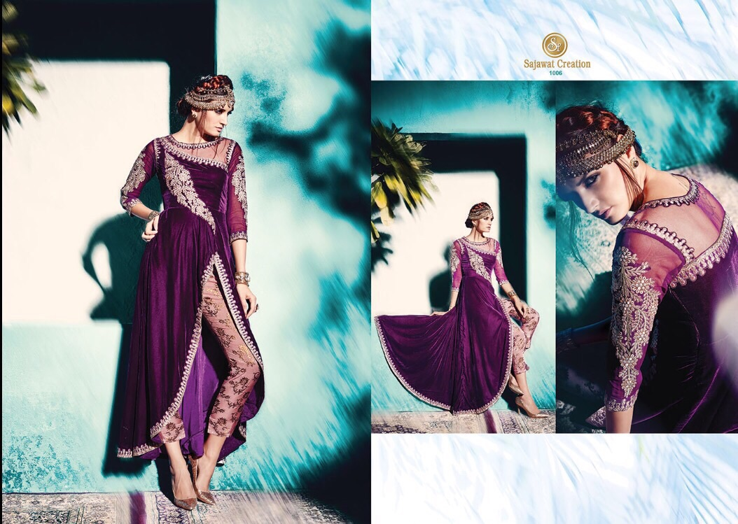 Mastani Designer Suits Collection