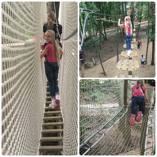 Go Ape! Chessington World of Adventures review