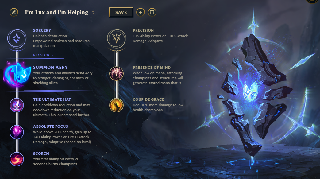 Zyra Supp S Build