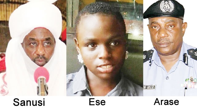 ARASE CRYS OUT!!!!! Emir Above The Law: I Can't Free Ese Without Emir's Help – Police IG Arase