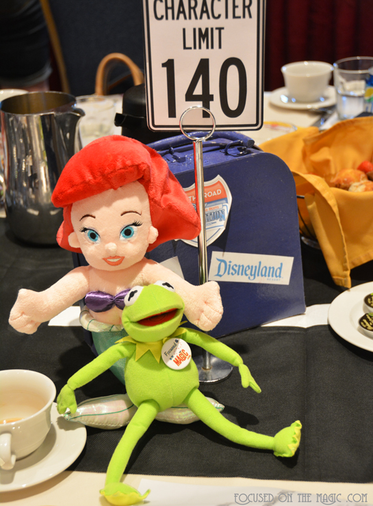 "Kermit at Philly Disney Social Media Moms Celebration ""On-the-Road"""