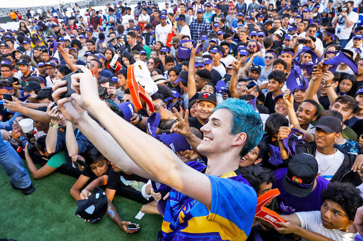 Twitch superstar Ninja raked in nearly $10 million in year 2018