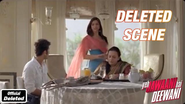 Deleted Scene From Yeh Jawaani Hai Deewani