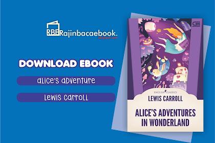 Alice's Adventure In Wonderland by Lewis Carroll Pdf
