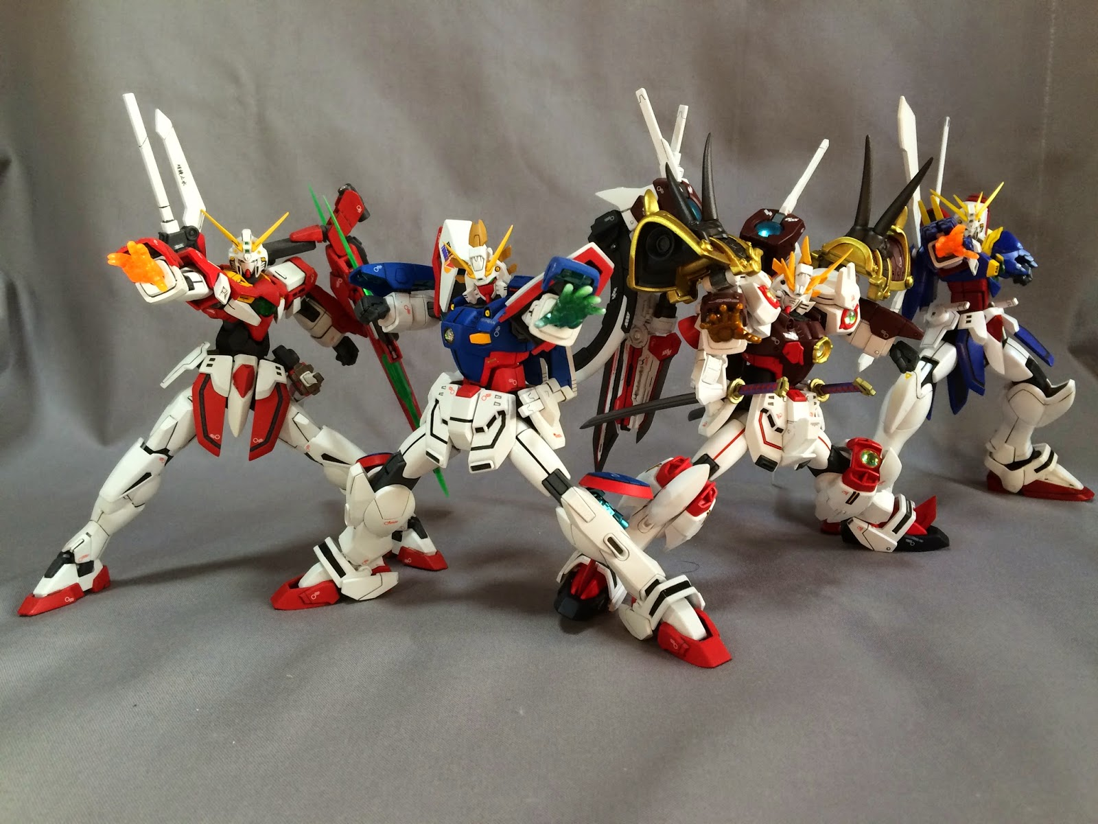 Custom Build 1 144 Basara Gundam Gundam Kits Collection