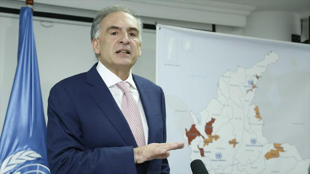 ONU envía observadores a Colombia para verificar el proceso de paz y promete respetar su soberanía