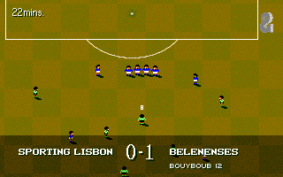 Sensible World Of Soccer (1994) 1.1