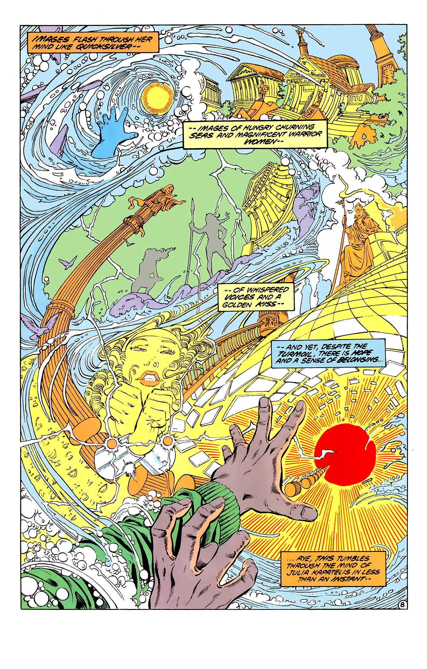 Read online Wonder Woman (1987) comic -  Issue #3 - 9