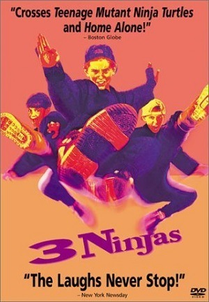 Filme 3 Ninjas - Uma Aventura Radical 1992 Torrent