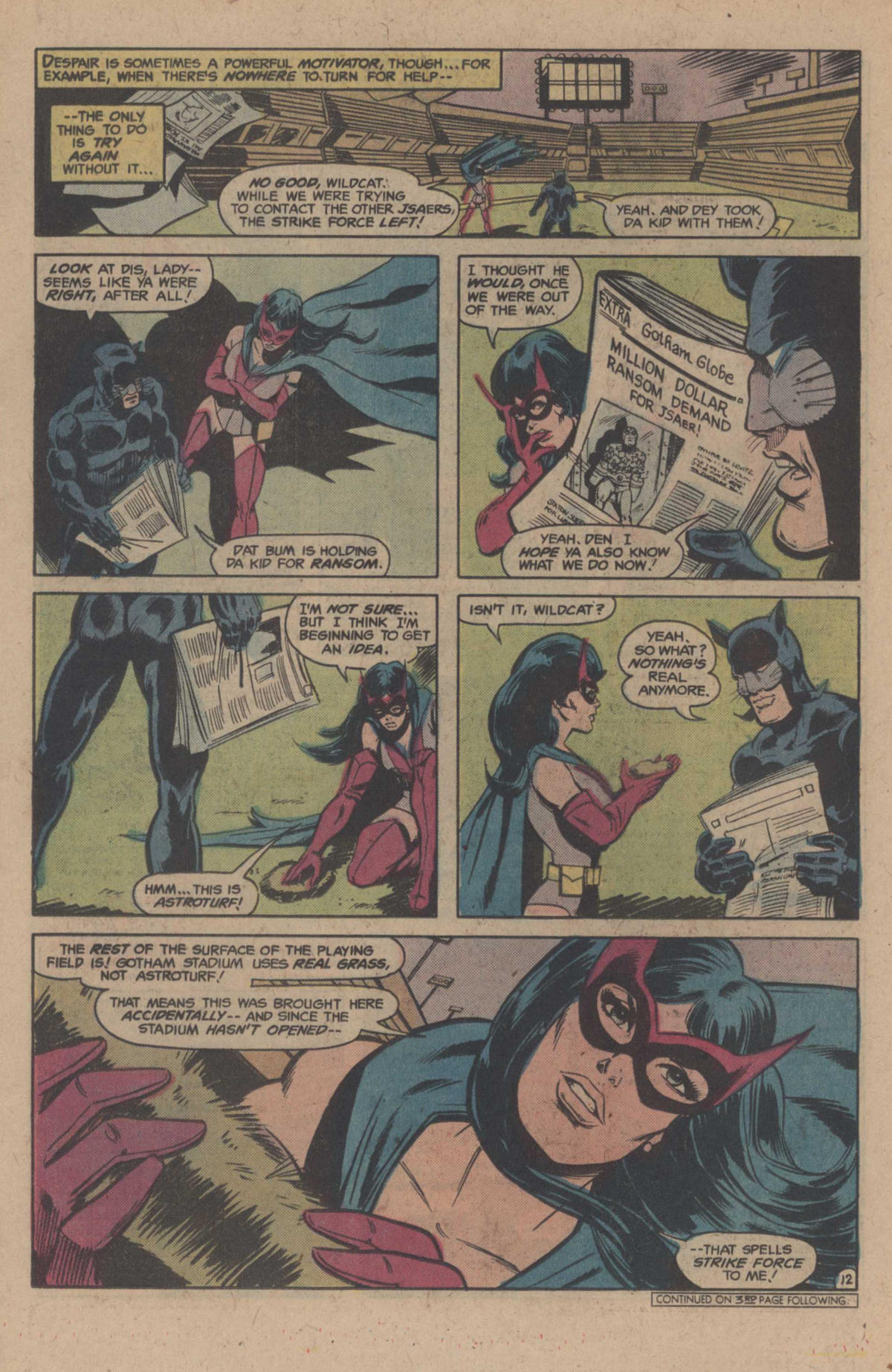 Read online All-Star Comics comic -  Issue #71 - 22