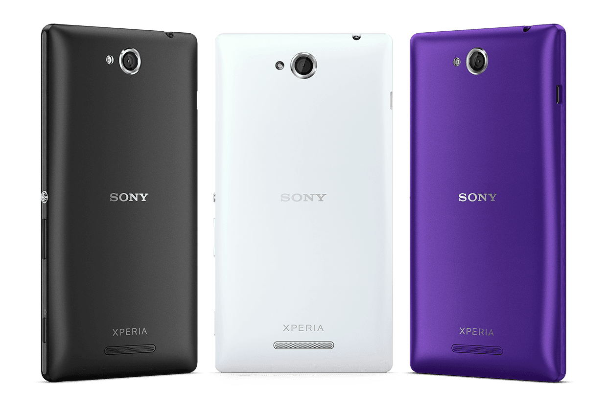 Sony Xperia C Officially Announced, Comes with MediaTek ...