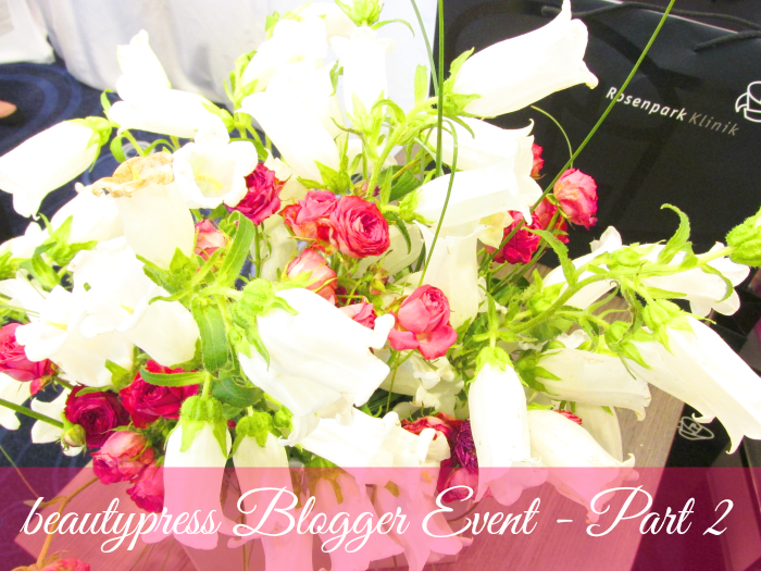 beautypress Blogger Event Juni 2015 - Part 2 in Frankfurt