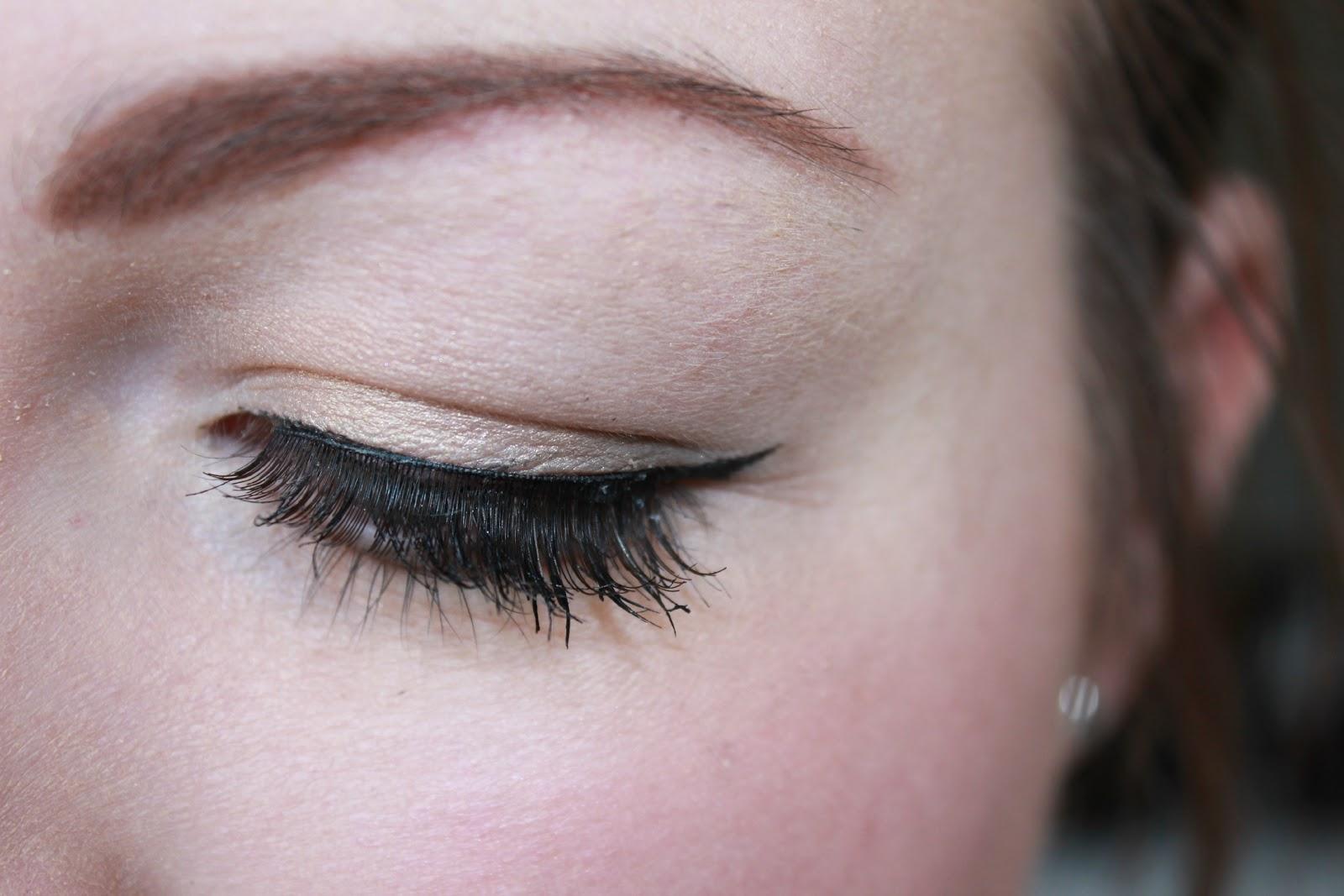 Eylure Naturalite False Eyelashes 070 Review | Brogan Tate