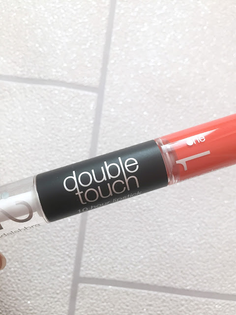 Kiko Double Touch Lipstick