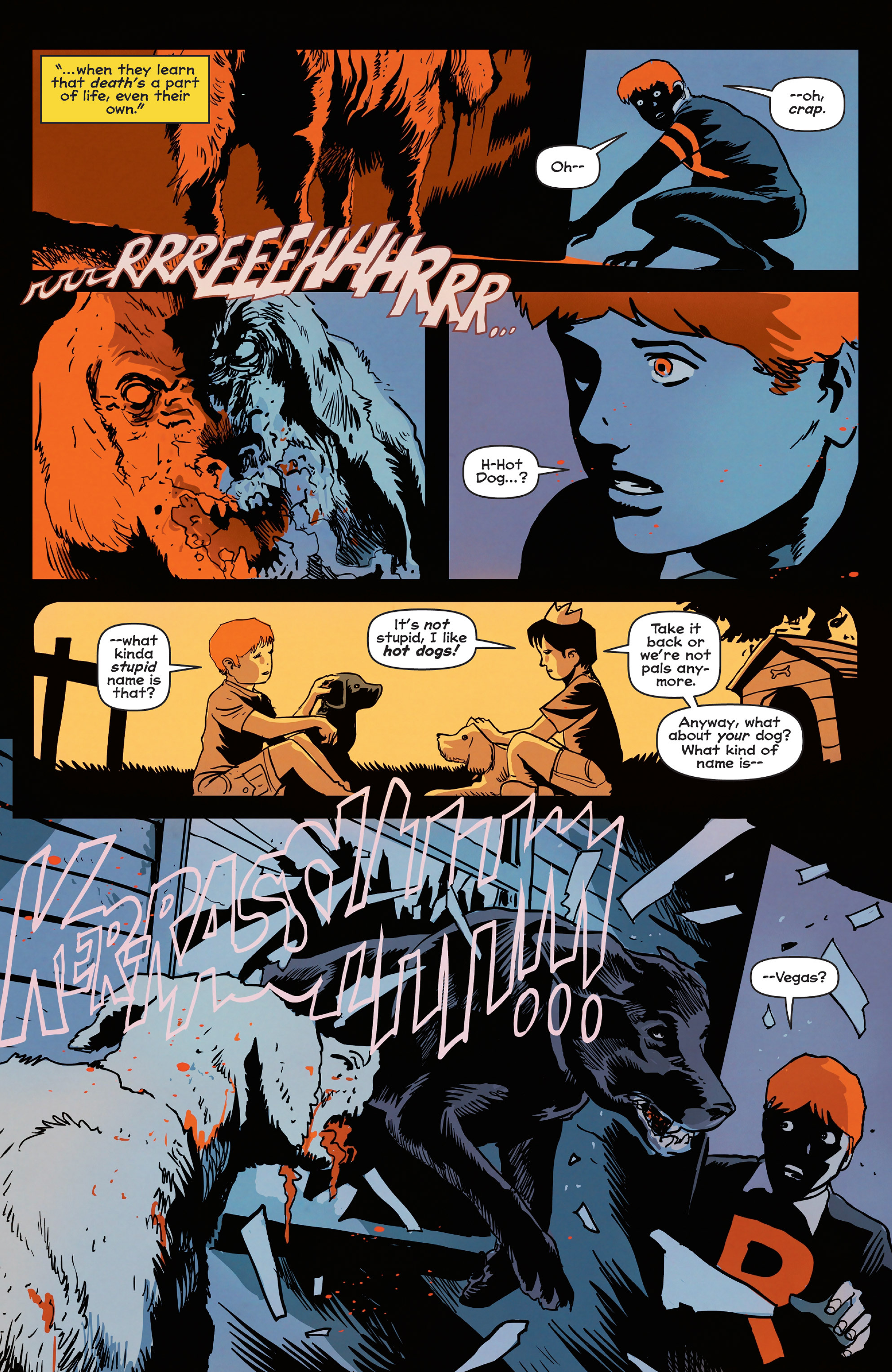 Read online Afterlife with Archie comic -  Issue #4 - 7