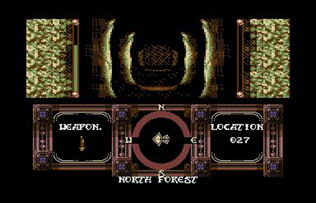 Indie Retro News: Argus - Huge C64 Dungeon Crawler is here