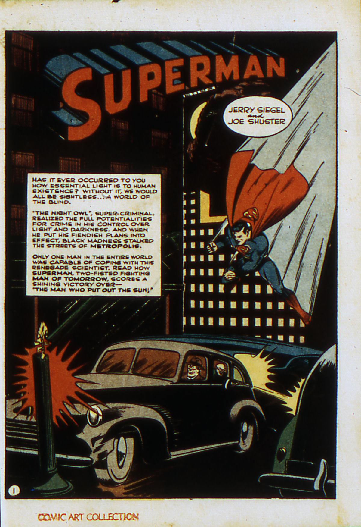Read online Action Comics (1938) comic -  Issue #53 - 4