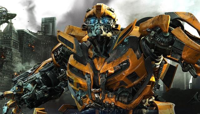 Bumblebee tendrá su propio spin-off de 'Transformers' en 2018