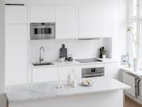 Wohnzimmer Mit Offener Küche Einrichten
