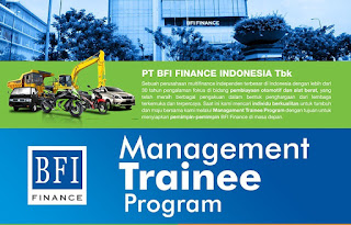 Lowongan PT. BFI Finance Bandar Lampung April 2018