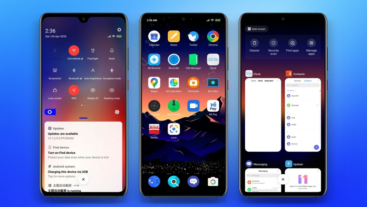 Classic V11 V3.1 MIUI Theme with MIUI 12 Bootanimation