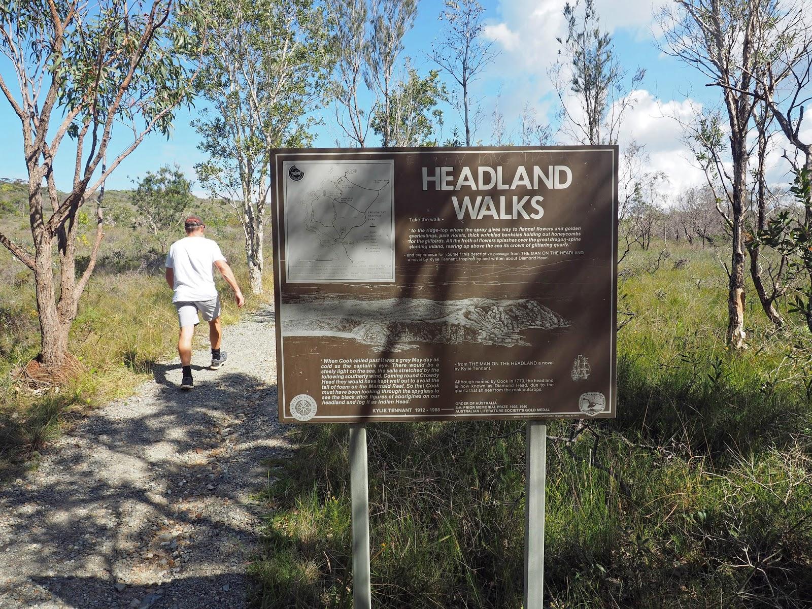 Headland Walk Diamond Head Loop Walk