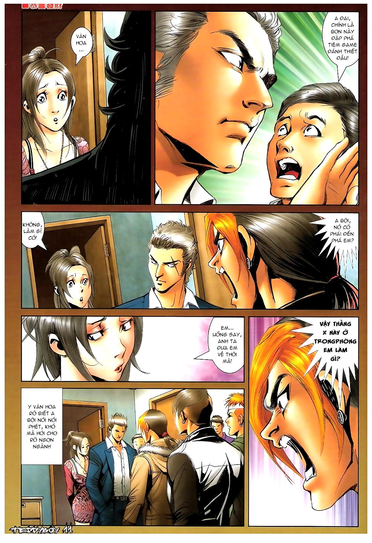 Người Trong Giang Hồ - Chapter 1370: Hào Khí 1 - Pic 9