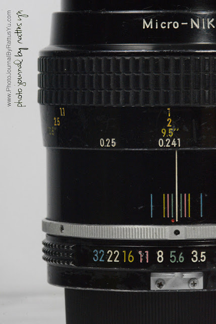Versions of the Micro-Nikkor 55mm (1961-2011)