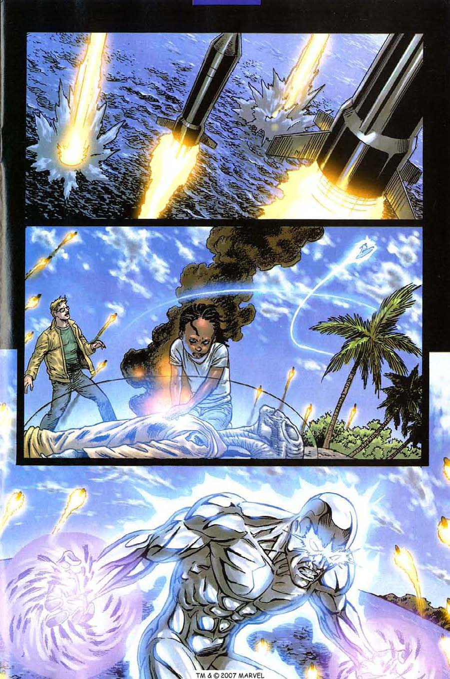 Read online Silver Surfer (2003) comic -  Issue #11 - 35