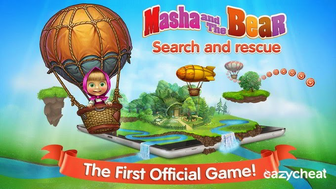 Masha Search and Rescue Cheat