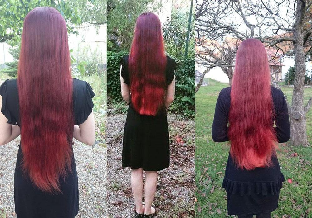 Lange haare abschneiden oder nicht