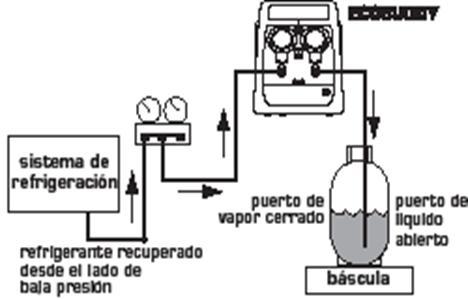 Martin N. Cerda, Tecnico en Refrigeración: Proseso para