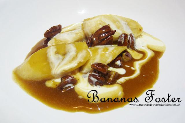Bananas Foster   The Purple Pumpkin Blog #MardiGras