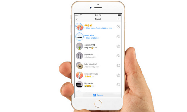cara mengembalikan dm pesan instagram yang telah dihapus di android