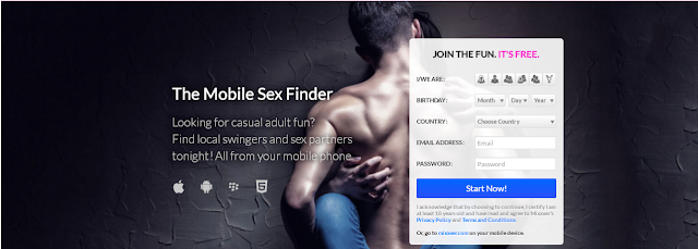 Sex Locator find Mature only for Himself[Application]
