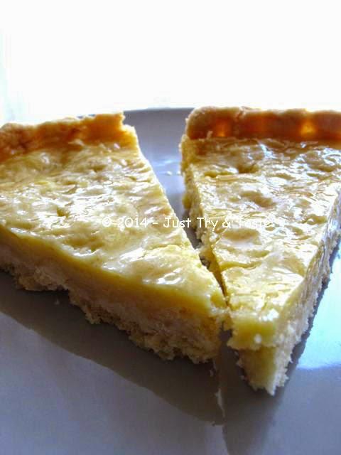 Resep Pembaca Jtt Pie Susu A La Veggy Just Try Taste