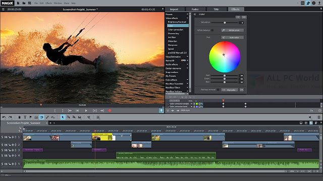 magix movie edit pro 2020 premium full