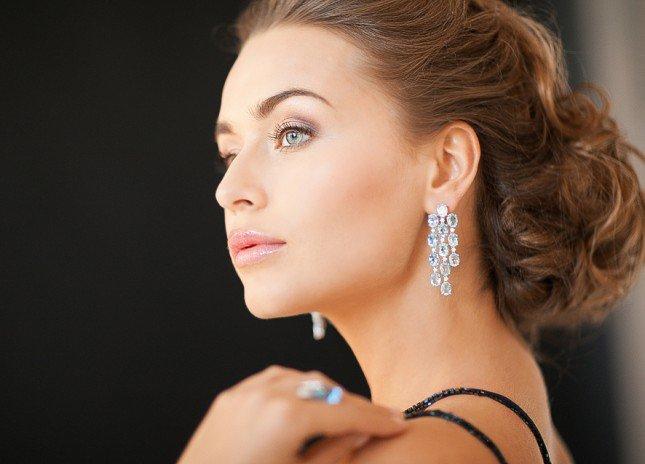 مجوهرات الماس خيارك الأول لسهرات الشتاء