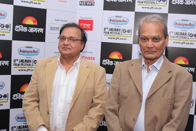 Rakesh Bedi and Vinod Pandey (Director Chaloo Movie) (