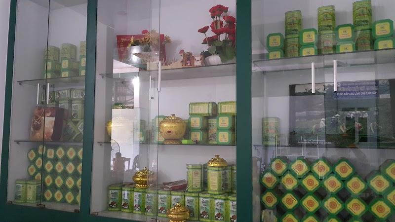 Cửa hàng chè Thái nguyên tại Ba Đình Hà Nội