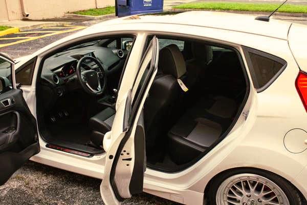 2014 Ford Fiesta St Turbo Auto Restorationice