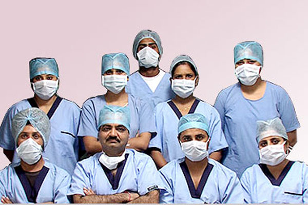 Hair Transplant Doctors in Ludhiana