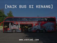 """Keliling Semarang GRATIS dengan Bus Wisata Mewah """"Si Kenang"""""""