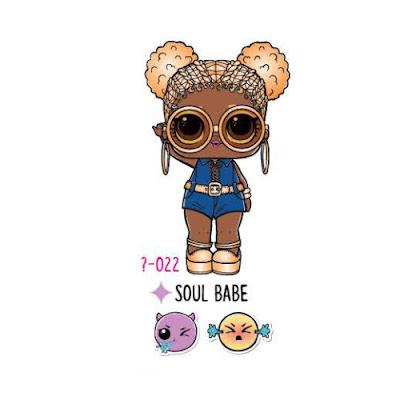 Игрушка L.O.L. Surprise по имени Soul Babe