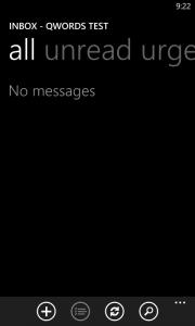 Cara Setting Email Hosting Pada Windows Phone 6