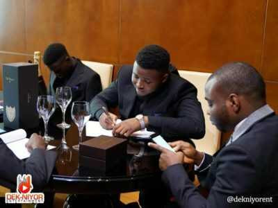 Rapper Chinko Ekun Signs New International Deal