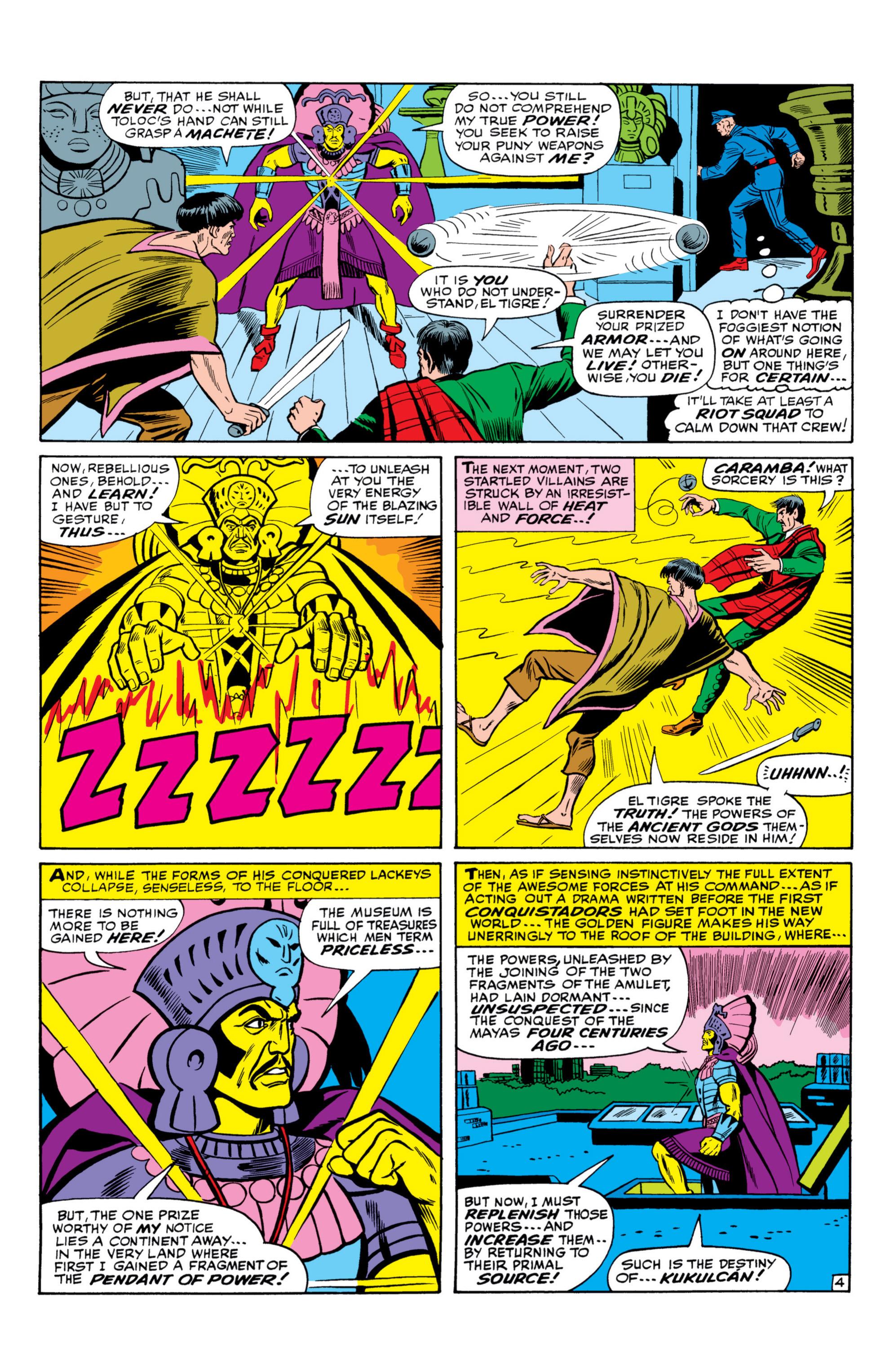 Read online Uncanny X-Men (1963) comic -  Issue #26 - 5