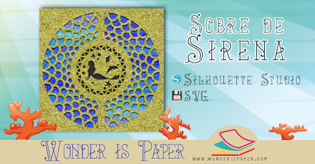 Sobre de Sirena