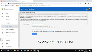 Cara Upgrade Akun Adsense Hosted Menjadi Non-Hosted 2018  |www.amirfisl.com|
